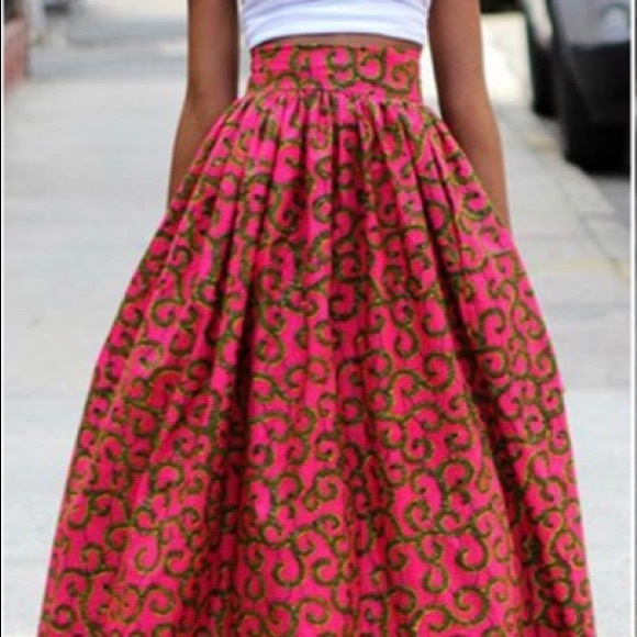 Skirts Maxiball Gown Skirt Never Worn With Pockets Poshmark